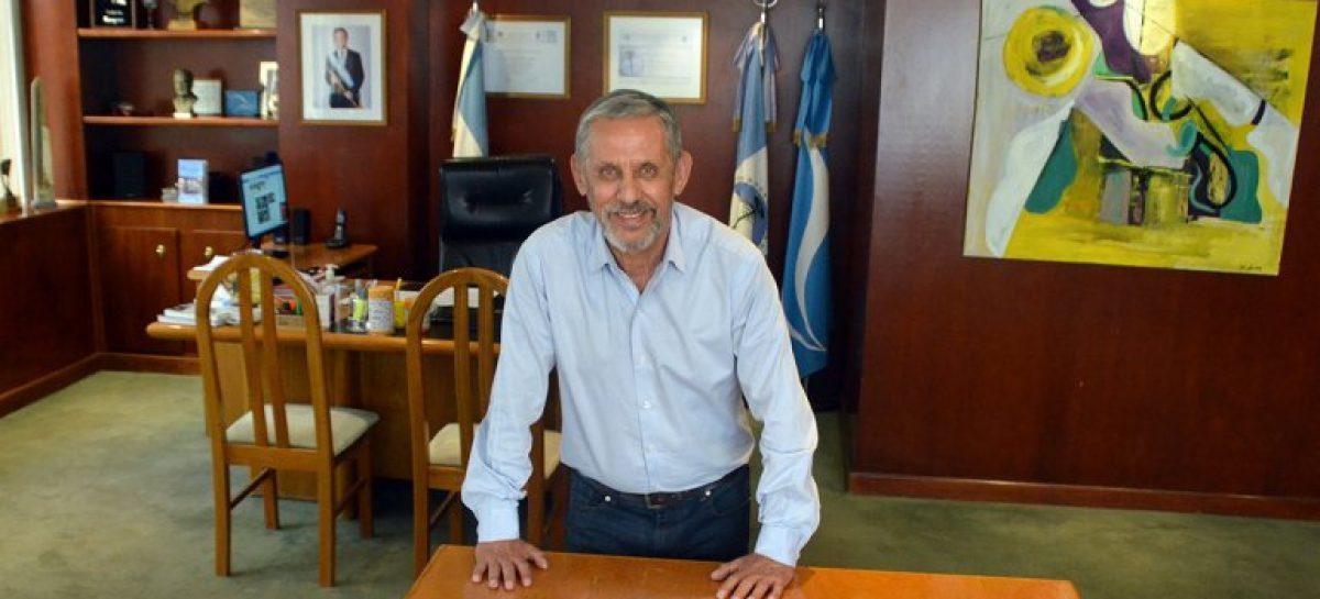 "Murió el intendente de Neuquén Horacio ""Pechi"" Quiroga"