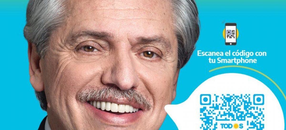 Fuerte gesto político de Fernández a Quintela y Madera