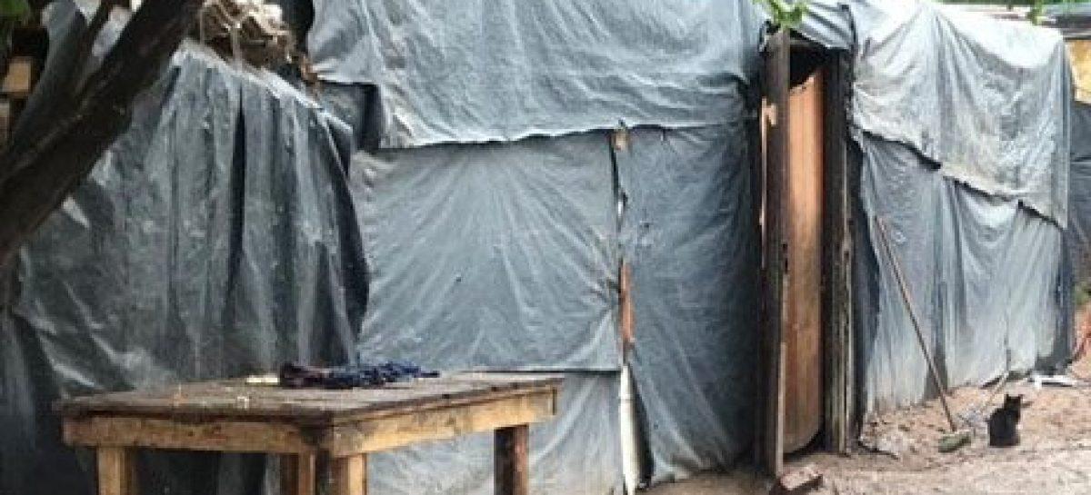 Por la lluvia, más de mil familias debieron ser asistidas en Capital