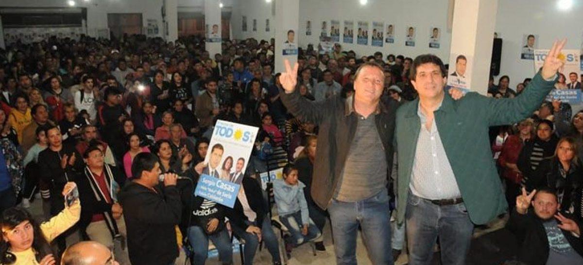 """""""Chilecito tiene nuevo intendente y se llama Rodrigo Brizuela y Doria"""""""