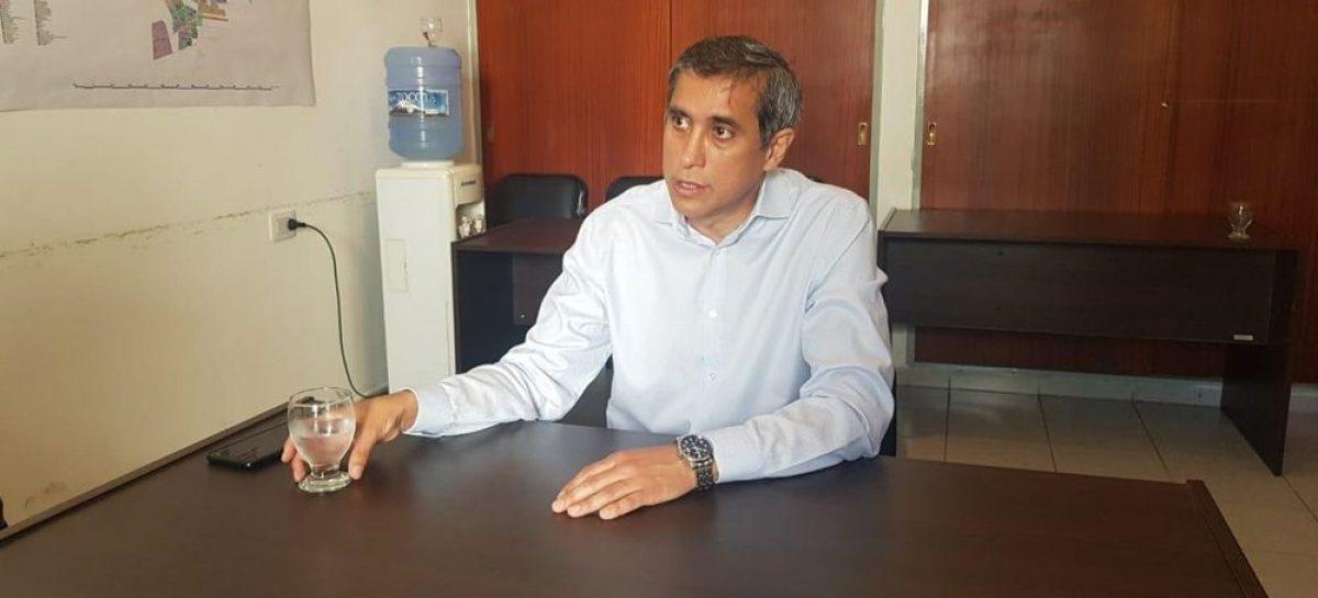 """Paredes Urquiza: """"Fue un fracaso mi elección, la gente me castigó"""""""