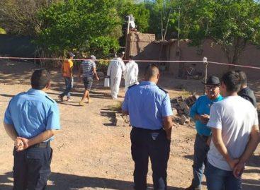 Dos detenidos por el homicidio del anciano en Guandacol