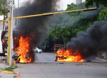 México. Detuvieron a un hijo del 'Chapo' Guzmán y debieron liberarlo por la ola de violencia