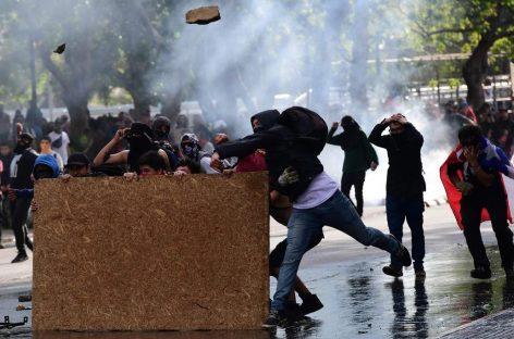 Chile. Las protestas contra Piñera no cesan