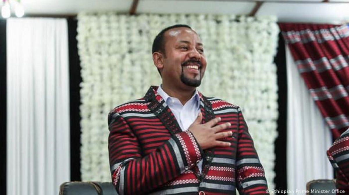 El Premio Nobel de la Paz 2019 fue al primer ministro etíope Abiy Ahmed Ali
