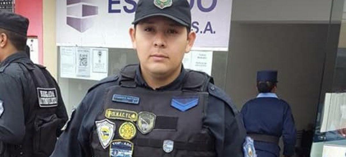 El policía que murió durante curso sufrió insuficiencia cardíaca aguda