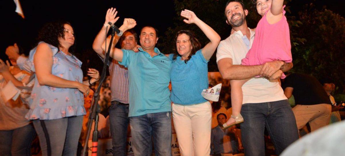 Juntos por La Rioja autoproclamó a Inés Brizuela y Doria intendenta en Capital