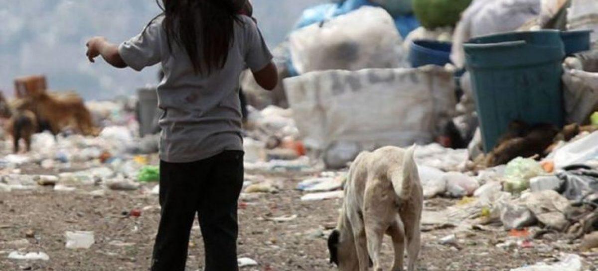 La pobreza y la indigencia escalaron fuerte en la Capital riojana