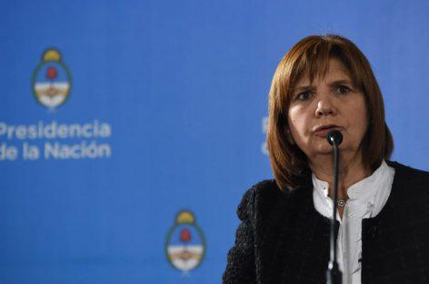 Patricia Bullrich llega a Capital a respaldar a Juntos por La Rioja