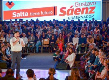 Gustavo Sanz se quedó con las primarias a gobernador en Salta