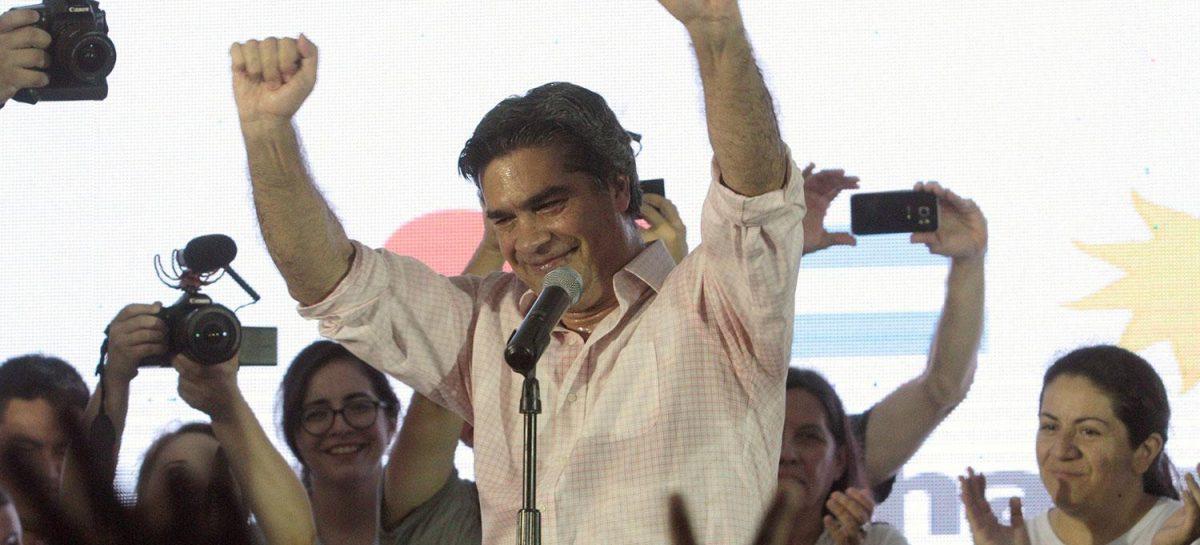 El Frente de Todos aplastó al macrismo en Chaco y Capitanich es gobernador
