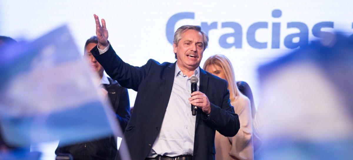 Alberto Fernández es el nuevo presidente electo de Argentina