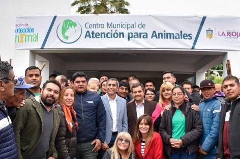 Capital ya cuenta con Centro Municipal para Atención de Animales