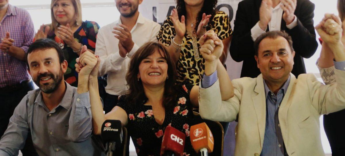 """Inés Brizuela y Doria intendenta electa: """"agradezco cada uno de los 38 mil votos"""""""
