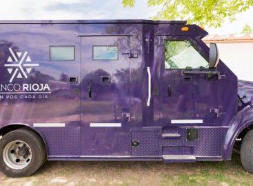 Banco Rioja sigue con fuerte inversión en modernización