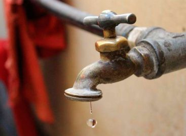 Capital. Este viernes, más de una docena de barrios de la zona Sur sin agua
