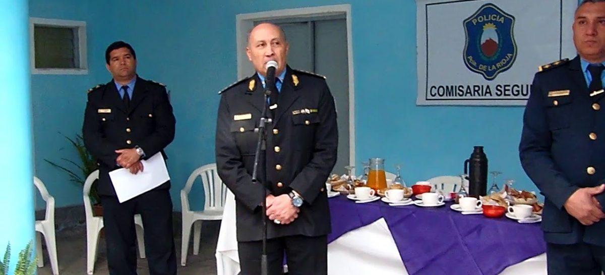 Piden que sea apartado el jefe de Policía, Marcelino Elizondo