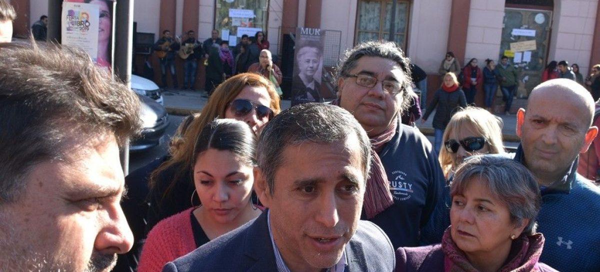 Avanzada contra Paredes Urquiza del macrismo: piden su interpelación