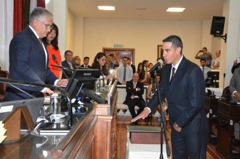 Jorge Menem es el nuevo vicepresidente del Tribunal de Cuentas