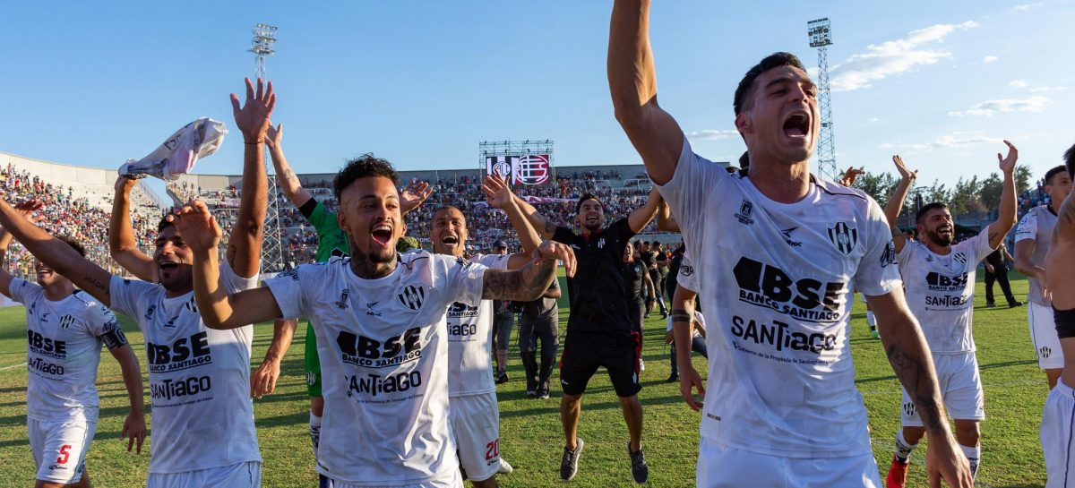 Copa Argentina. Histórico pase a la final de Central Córdoba en La Rioja