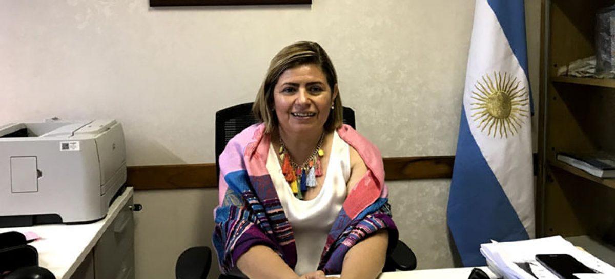 Clara Vega frenó en Senado la asunción del reemplazo de Inés Brizuela y Doria