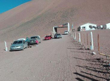Por la crisis política en Chile, suspenden apertura del Paso Pircas Negras