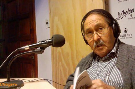 Falleció el reconocido locutor Homero Coronel Montes
