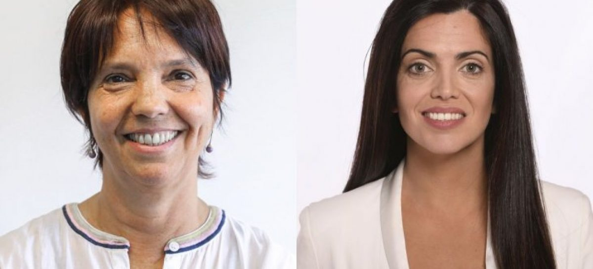 Mercedes Marcó del Pont A la AFIP y Luana Volnovich a PAMI