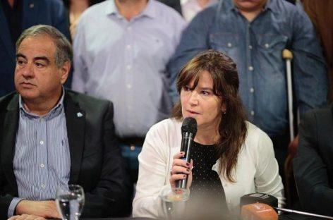 Inés Brizuela y Doria confirmó su gabinete: incluye peronistas disidentes