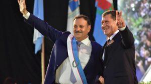 Jura de Ricardo Quintela como gobernador
