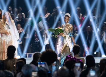 Una sudafricana es la nueva Miss Universo