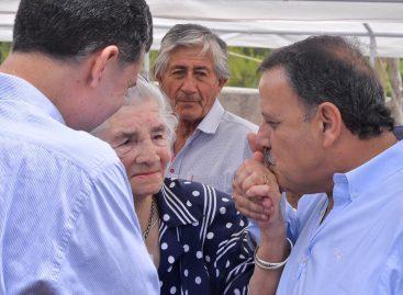 """Quintela prometió un gabinete """"a disposición de la gente"""""""