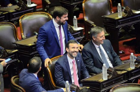 Felipe Alvarez ratificó que es parte de Juntos por el Cambio