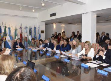 La Rioja y Nación coordinaron la llegada del Plan AlimentAr