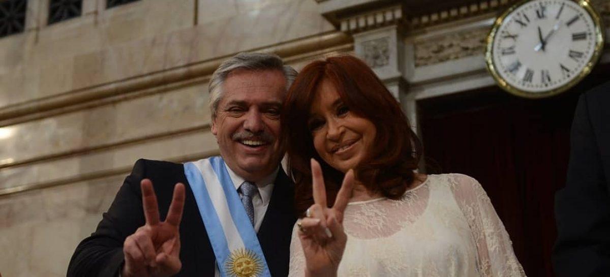 """Asumió Alberto Fernández: """"Convoco a la unidad de los argentinos"""""""
