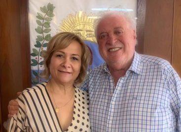 La ex ministra Judith Díaz Bazán será funcionaria nacional