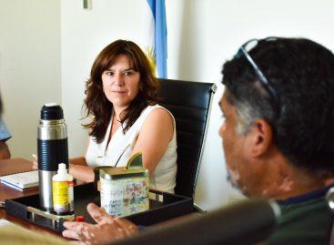 Inés Brizuela y Doria elogió las medidas económicas de Quintela