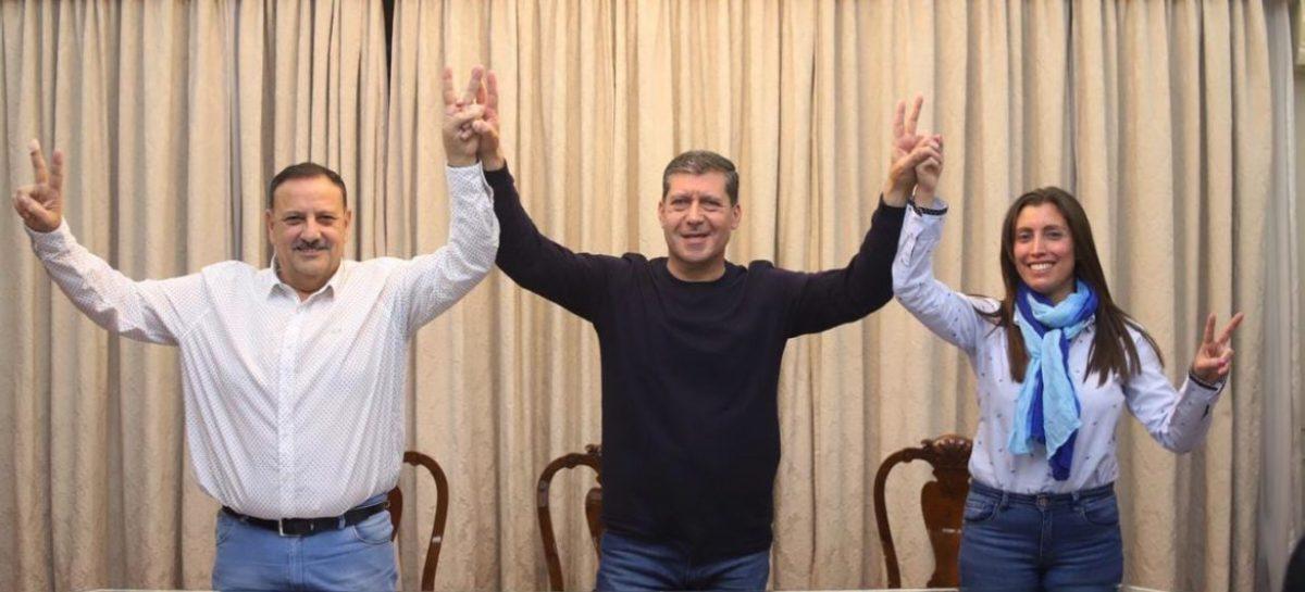 'Es hoy'. Ricardo Quintela asume como gobernador de La Rioja