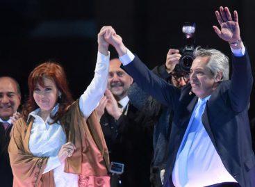 Alberto Fernández jura como presidente de la Nación