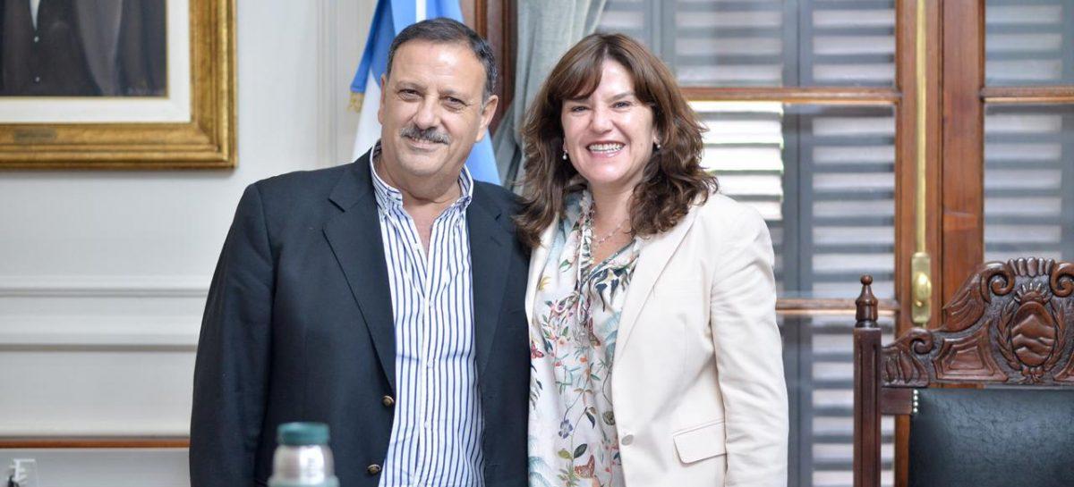 Quintela y un nuevo auxilio financiero a la gestión Brizuela y Doria