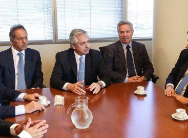 Fernández confirmó a Solá como canciller y a Scioli embajador en Brasil