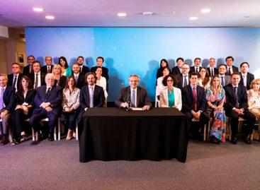 Uno por uno, el gabinete de Alberto Fernández