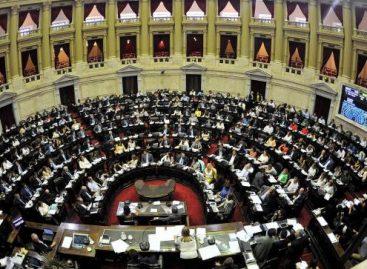 Media sanción para la Ley de Emergencia Económica