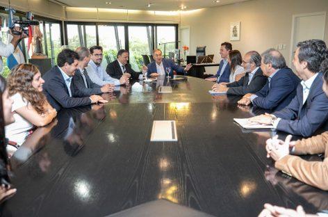 Quintela y Schiaretti avanzan en un acuerdo estratégico productivo