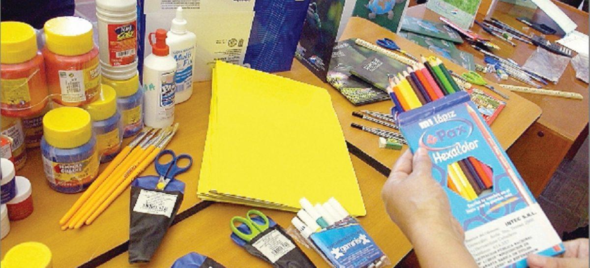 52 mil alumnos riojanos tendrán kit escolar gratuito