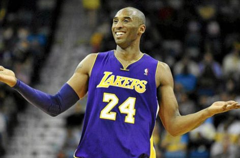 Murió la joven leyenda de la NBA, Kobe Bryant