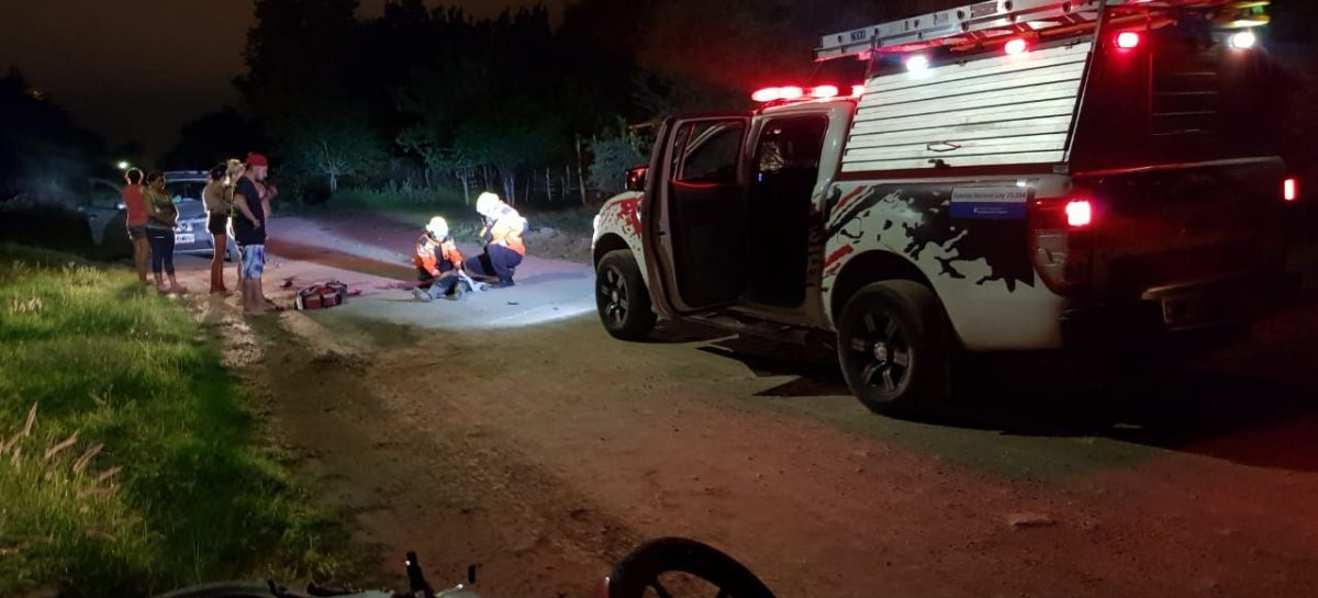 Los accidentes viales se cobraron otra vida en Capital