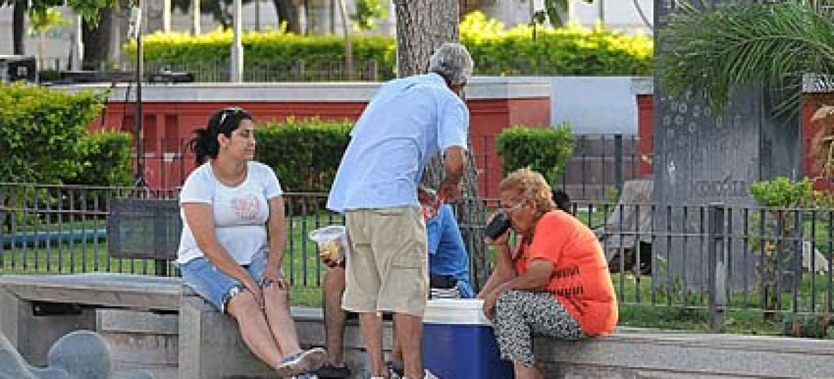 Este lunes, La Rioja fue la segunda ciudad más caliente del país