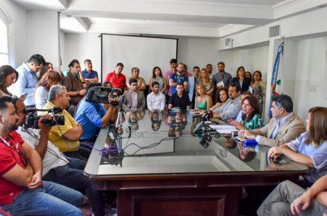 «Recibimos un municipio en total estado de abandono»