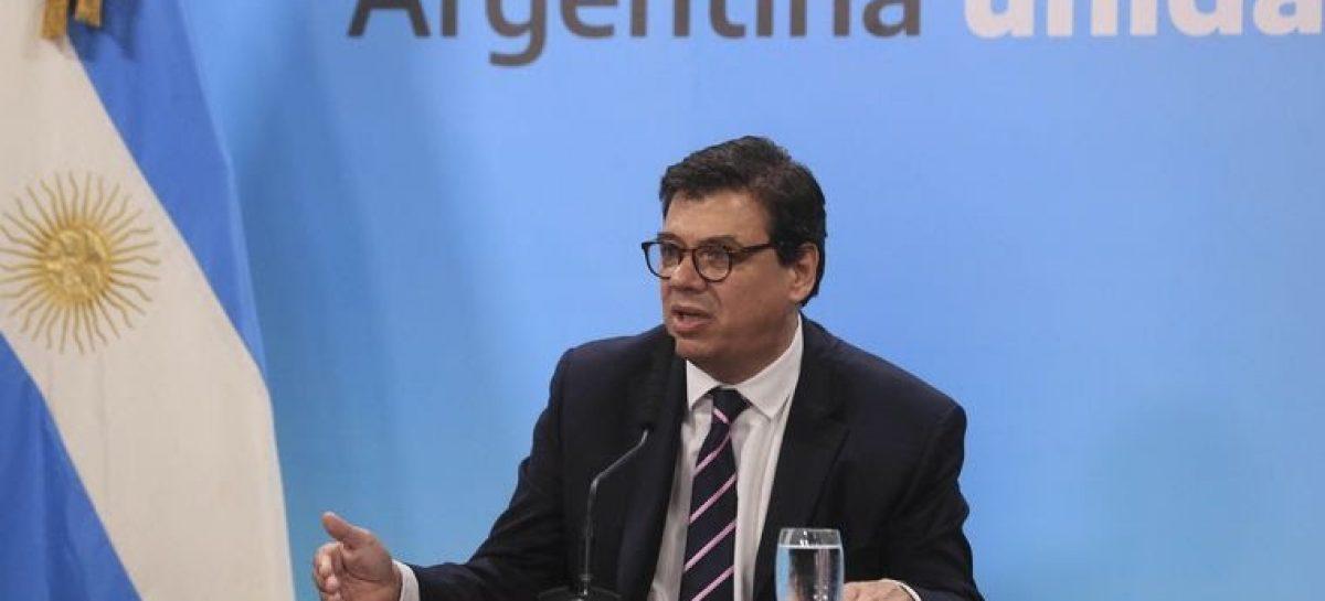 Nación decretó aumento para privados de $4.000